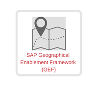 SAP Geographical Enablement Framework GEF