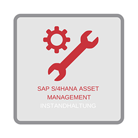 SAP S/4HANA Asset Management