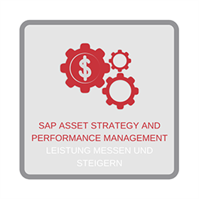 SAP Asset Strategy and Performance Management